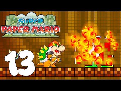 Super Paper Mario! Capitulo 13!