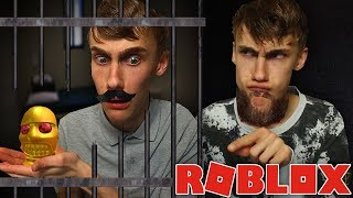 YOU MUST TAKE IT TO JAIL! (Roblox Prison)