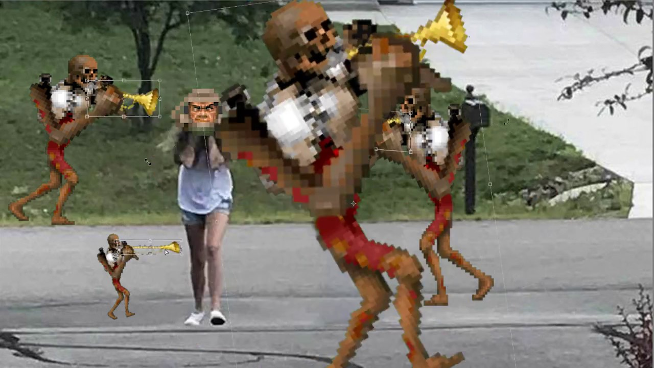 WHAT IF TRUMPET BOY WAS DOOT 🎺 - YouTube