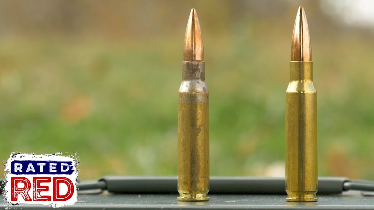 What's the Difference Between 7 62 and  308?