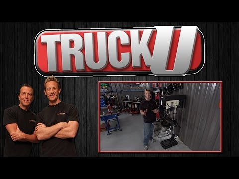 Building a Chassis Jig | TruckU | Season 5 | Episode 18