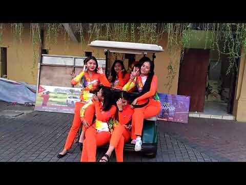 Desposito Festival Of Golf 2017 Bogor Raya