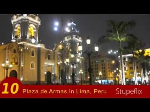 Top 10 Peru Photos