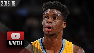 Emmanuel Mudiay Full Highlights vs Suns (2015.11.20) - 26 Pts, 5 Ast