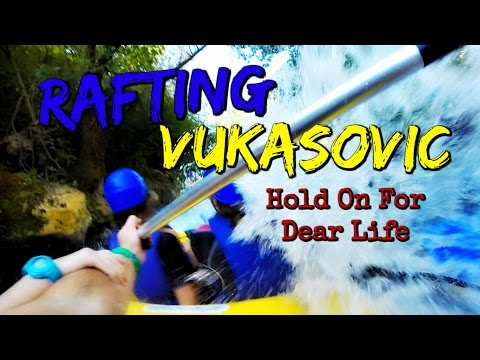 Rafting Vukasovic - Hold On For Dear Life