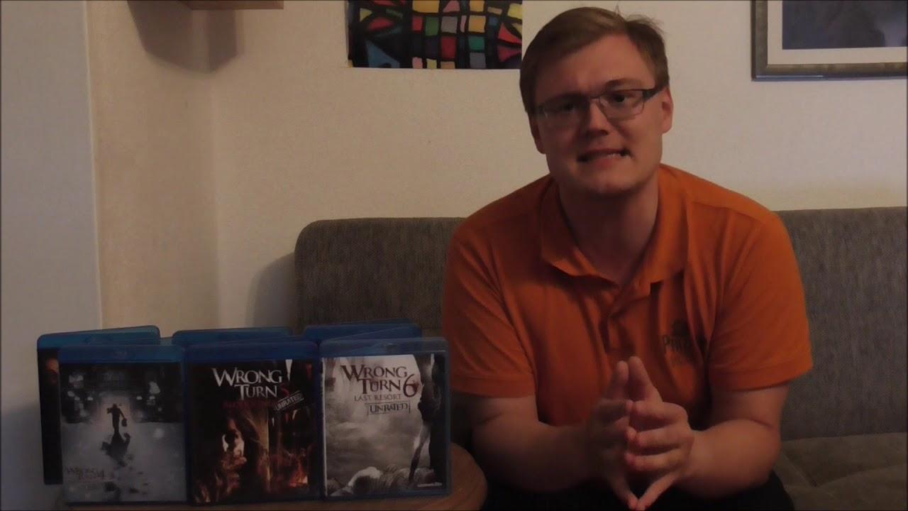 Download Blu-ray Kritiken: Wrong Turn 1-6 (2003-2014)