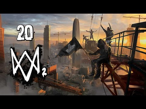 Let's Play WATCH DOGS 2 - #20 ~