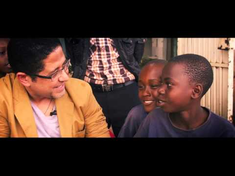 Backstage look at the orphanages of East Africa by Life Momentum