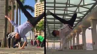 We Started Re Young , Right My Life(Galaxy Crew BBoy) 2015 Trailer
