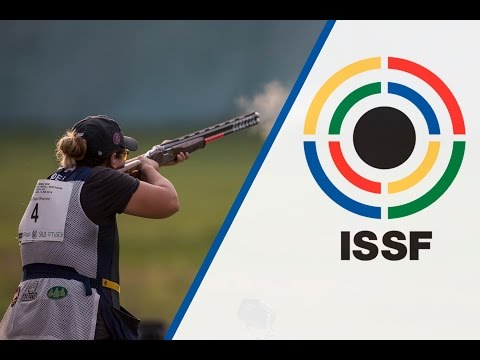 Finals Skeet Women - ISSF World Championship in all events 2014, Granada (ESP)