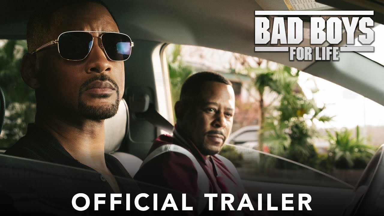 BAD BOYS FOR LIFE - Official Trailer 2020