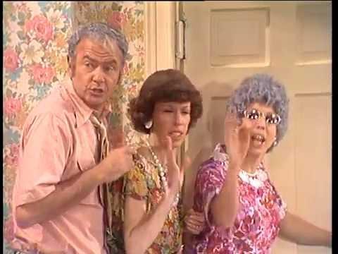 The Family: The Reunion from The Carol Burnett Show (full sketch)