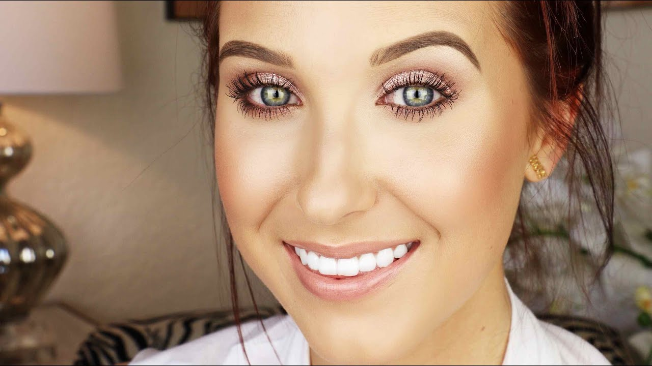 Everyday drugstore makeup tutorial jaclyn hill youtube baditri Images