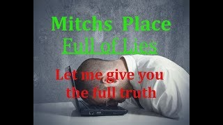 Mitchs Place forces me to do drama / rant  video