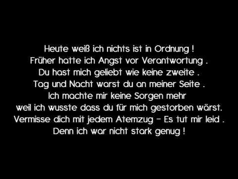 Fard - Heimweh - Lyrics | Alter Ego