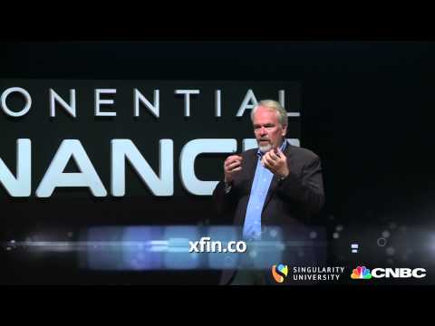 Quantum Computing: A Threat to Leading Financial Players (Vern Brownell) - Exponential Finance 2014