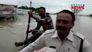 Normal Life Affected Due To Continuous Rain From Past Three Days At Madhya Pradesh