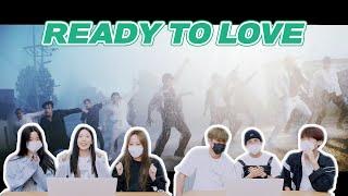 세븐틴 'Ready to love' 뮤비를 보는 남녀 댄서의 반응 차이 | SEVENTEEN 'Ready t…