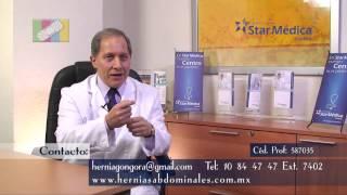 ¿Qué es una hernia umbilical y por qué se puede presentar?