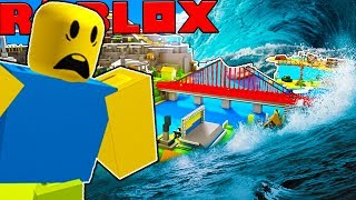 TOP 10 NATURAL DISASTERS IN ROBLOX