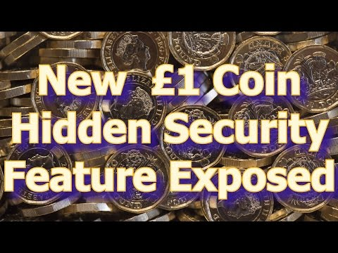 Britain's New 12 Sided £1 Coin - Security Features and Specifications