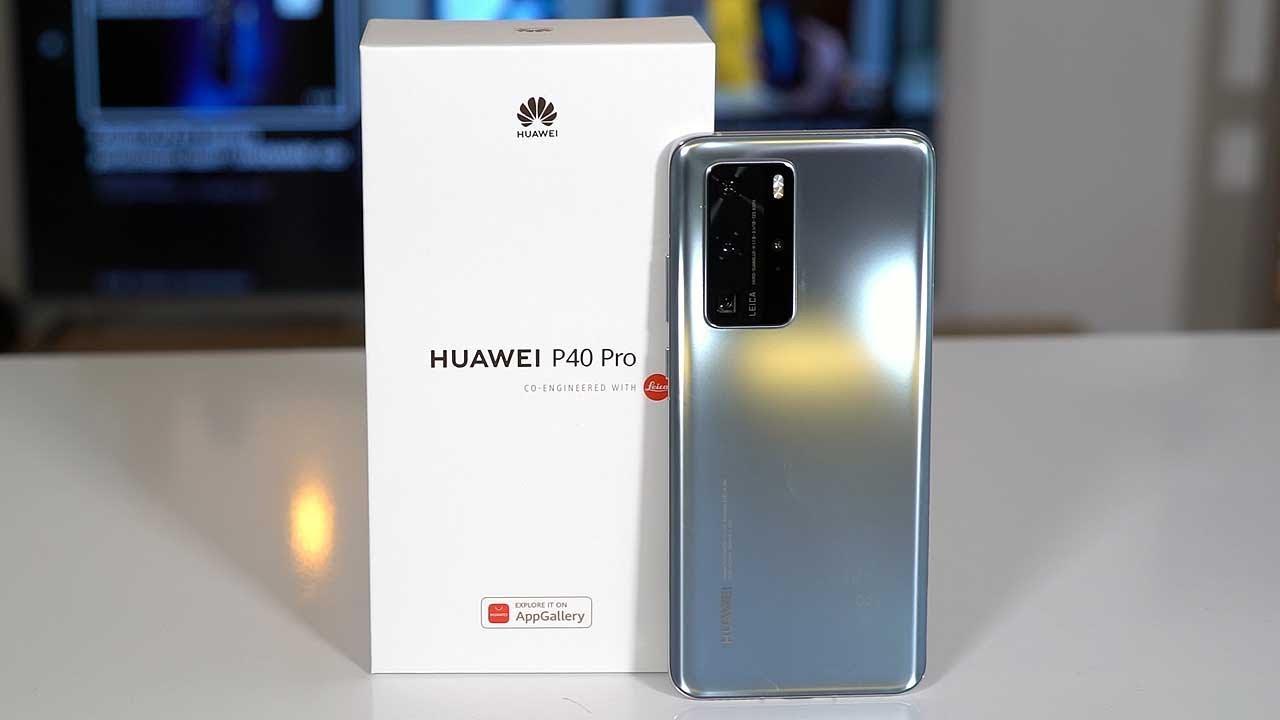 22.600 TL'lik Kutu Açılımı! - Huawei P40 ve Huawei P40 Pro Kutusundan Çıkıyor!