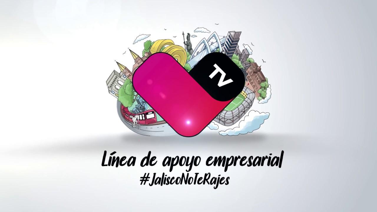 #JaliscoNoTeRajes  #quierotv se solidariza con empresas jaliscienses