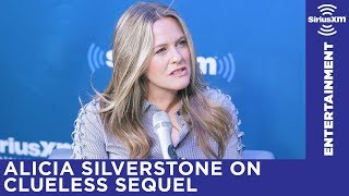 """Alicia Silverstone: If You Want A """"Clueless"""" Sequel Talk To Amy Heckerling"""