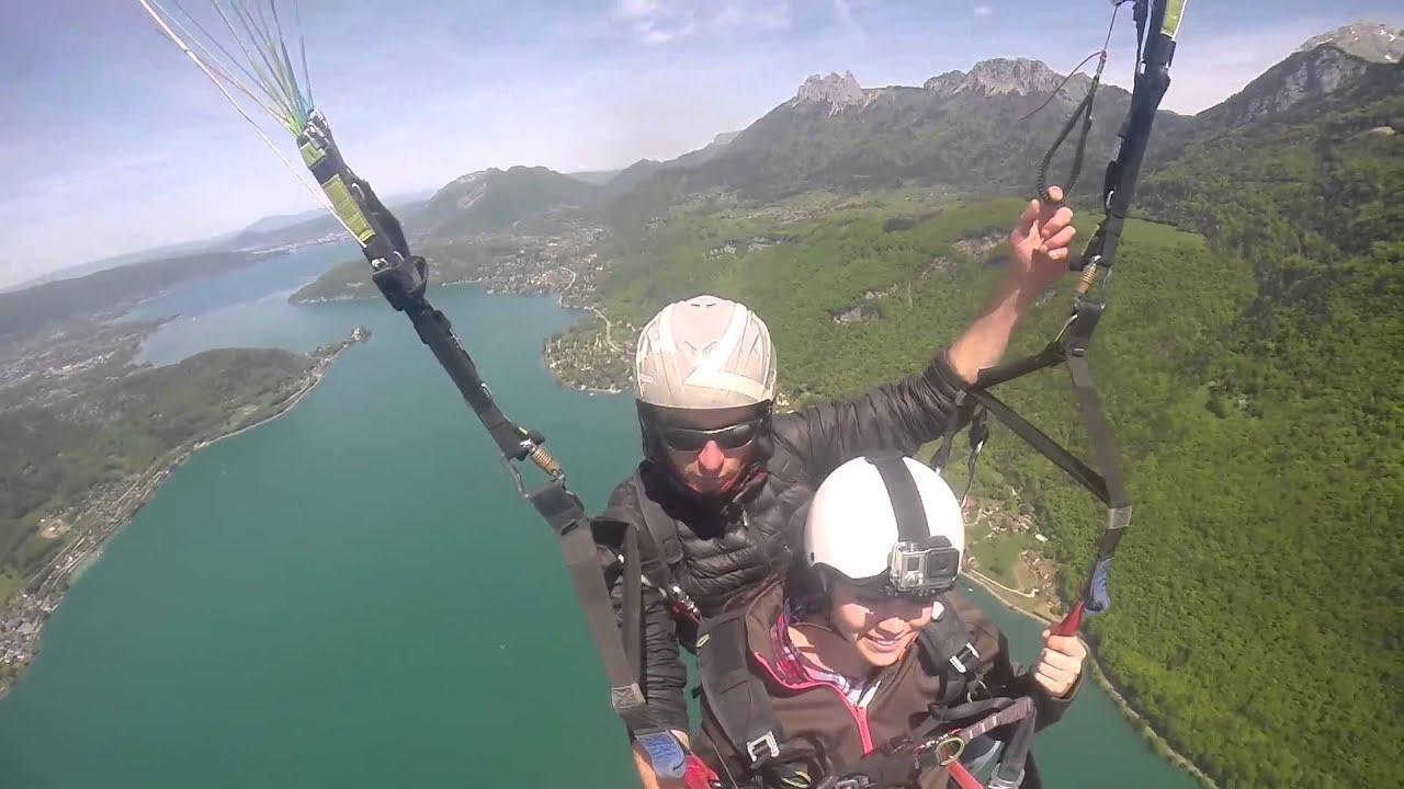 saut en parachute annecy 74
