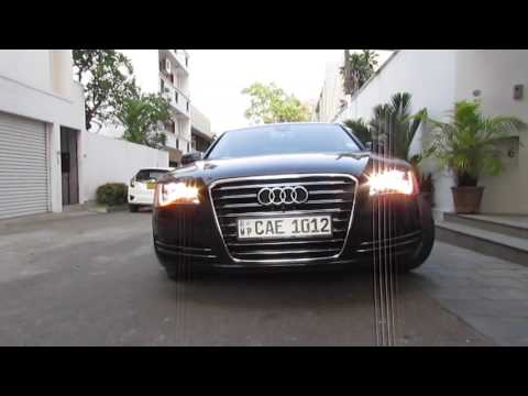 2014 Audi A8 Hybrid Startup and Updated Review