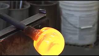 Glass Blowing hand made from USA
