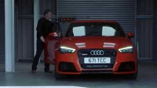 Promoted - Audi Rs3