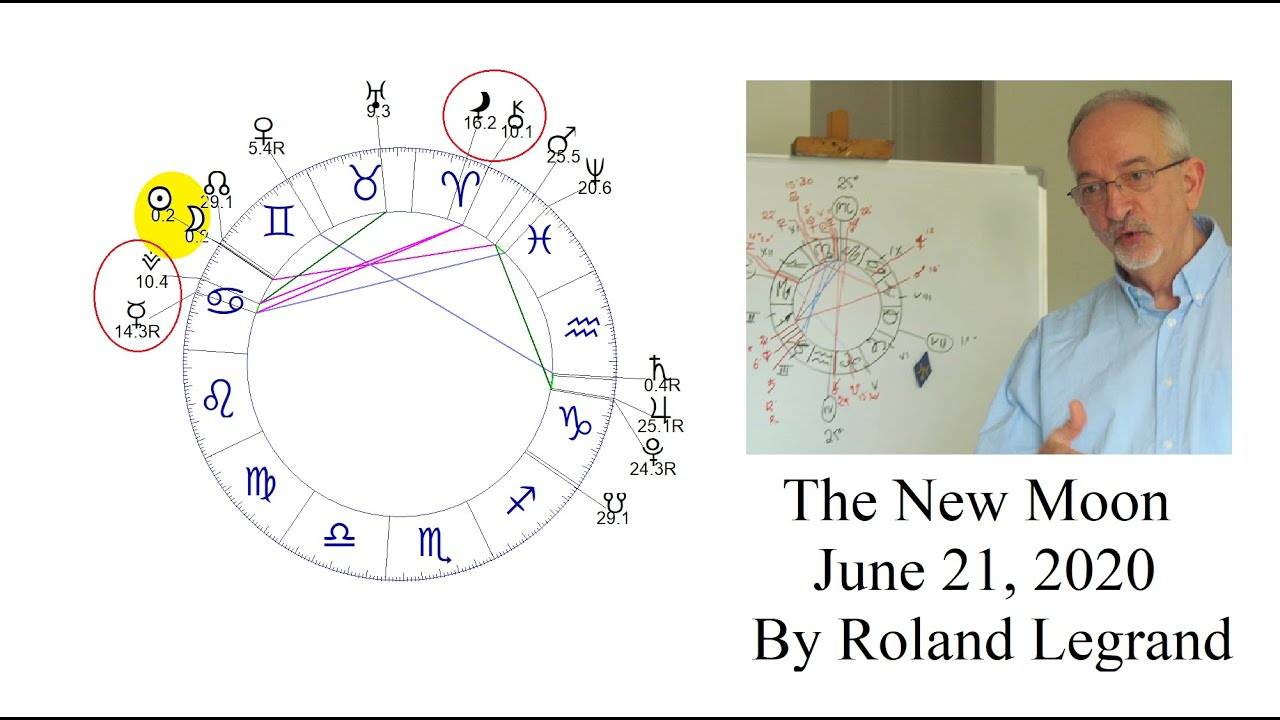 The New Moon of June 21, 2020. Dealing with emotions