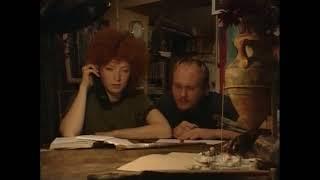 пара сцен из сериала «Охота на Золушку» (2000 год)