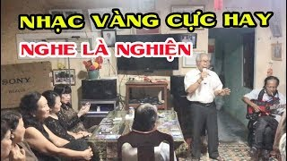 Giọng Ca Vàng Nghe Là Nghiện - Giao lưu âm nhạc tại nhà Ông Hoàng Nhạc Sến Ngọc Sơn tại Quảng Nam