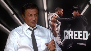 Sylvester Stallone talks about his life, dreams, success and family