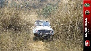 Mahindra Thar CRDe MLD vs Suzuki Gypsy. 25 12 2016.