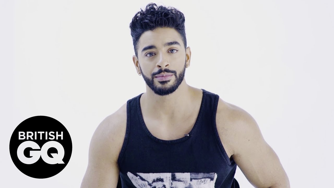 Laith Ashley on transitioning and life as a model | British GQ