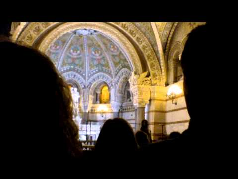 Pro Musica Hungarica Choeur de l'Université Lóránd Eötvös de Budapest - Lyon Fourvière 5/13