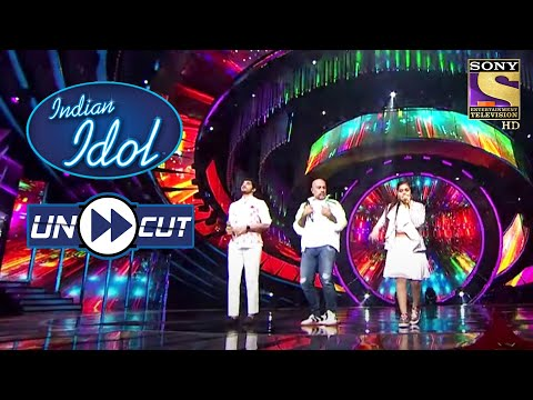 Vishal Gives A Jaw Dropping Performance With This Duo! | Indian Idol Season 12 | Uncut