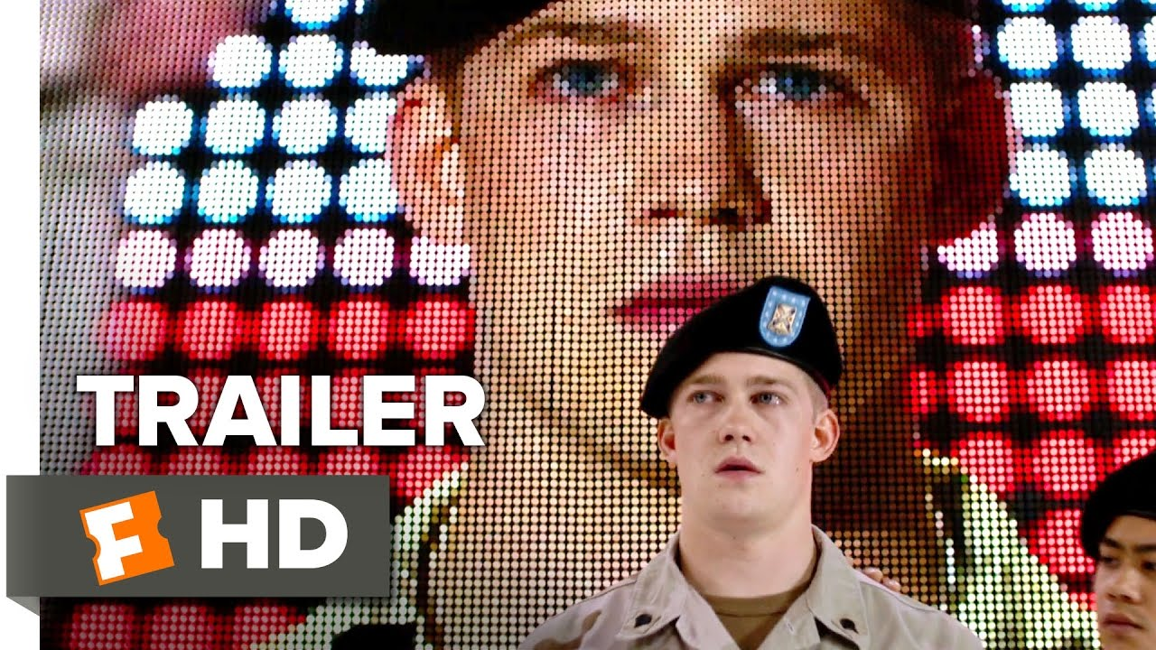 Billy Lynn's Long Halftime Walk Official Trailer 2 (2016) - Vin Diesel Movie