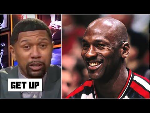 Michael Jordan didn't seek a trade or go play with his rivals, he got better - Jalen Rose | Get Up