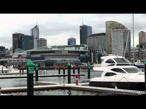 Docklands Victoria Melbourne - Victoria Harbour - Docklands Yacht Club