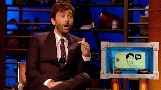 David Tennant's South African accent - Room 101: Series 5 Episode 1 Preview - BBC One