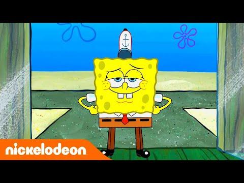 Губка Боб Квадратные Штаны | Губка Боб Длинные штаны | Nickelodeon Россия