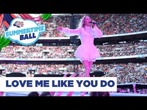 Ellie Goulding – 'Love Me Like You Do'   at Capital's Summertime Ball 2019