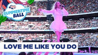 Download Ellie Goulding – 'Love Me Like You Do' | Live at Capital's Summertime Ball 2019 Mp3 and Videos