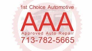 Aaa Auto Repair Houston