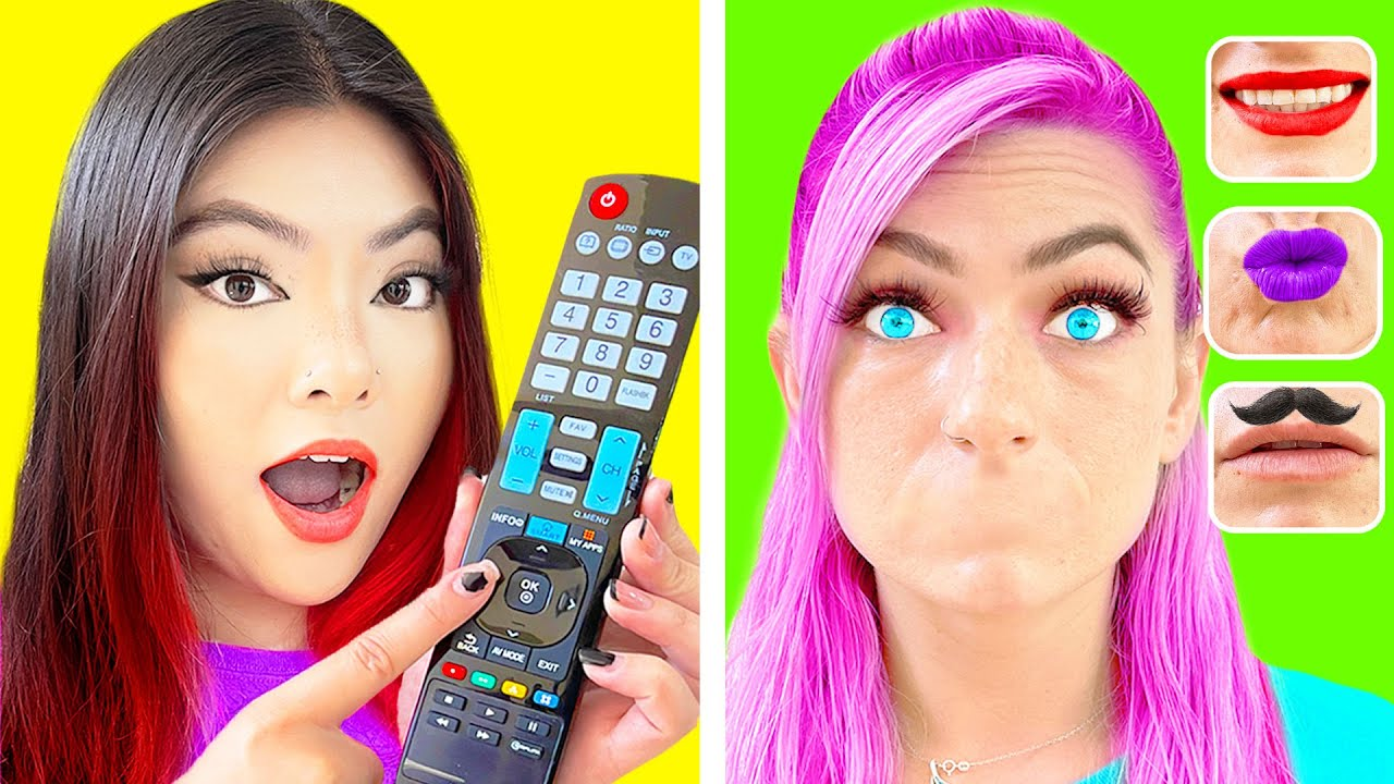 IF MY SISTER IS ROBOT | TRUE SISTER STRUGGLES & CRAZY FAMILY MOMENTS BY CRAFTY HACKS