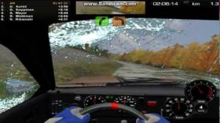 Rally Trophy (Finnish racing game) Record test